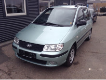 2005 Hyundai Matrix 1,6 GL